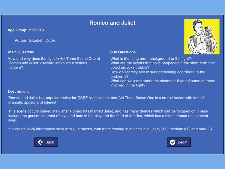 Romeo & Juliet (English/Drama) screenshot-3