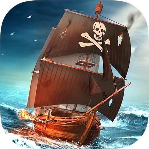 Пиратский Корабль 3D - Морское Приключение