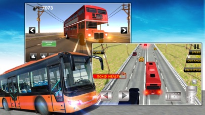 公交车游戏-模拟驾驶巴士游戏のおすすめ画像1