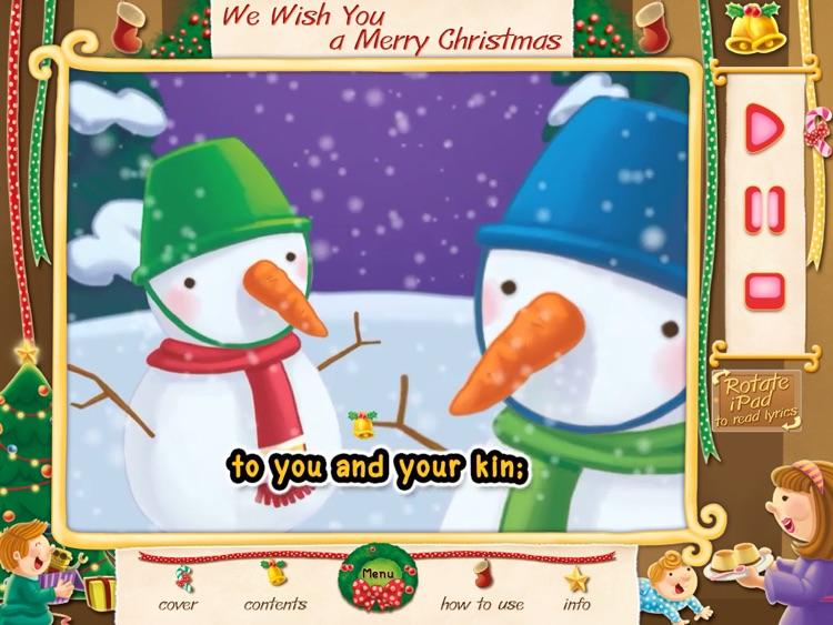 Christmas Song for Kids screenshot-3