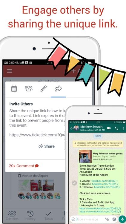 Tick a Tick: Calendar & To-Do screenshot-4
