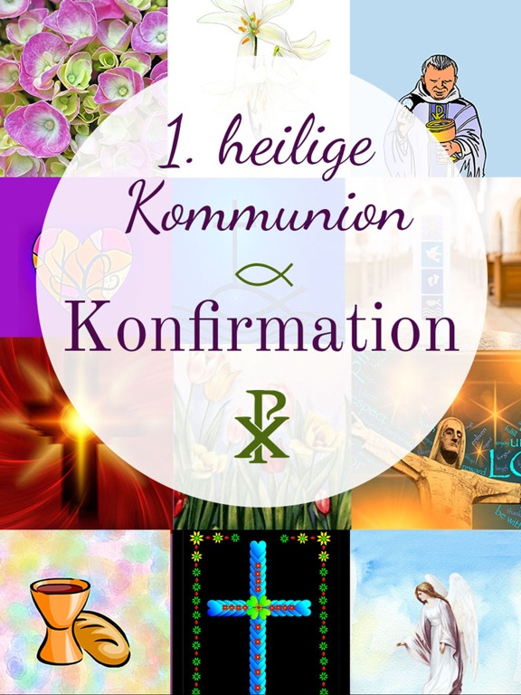 Grüße Kommunion & Konfirmation screenshot 6