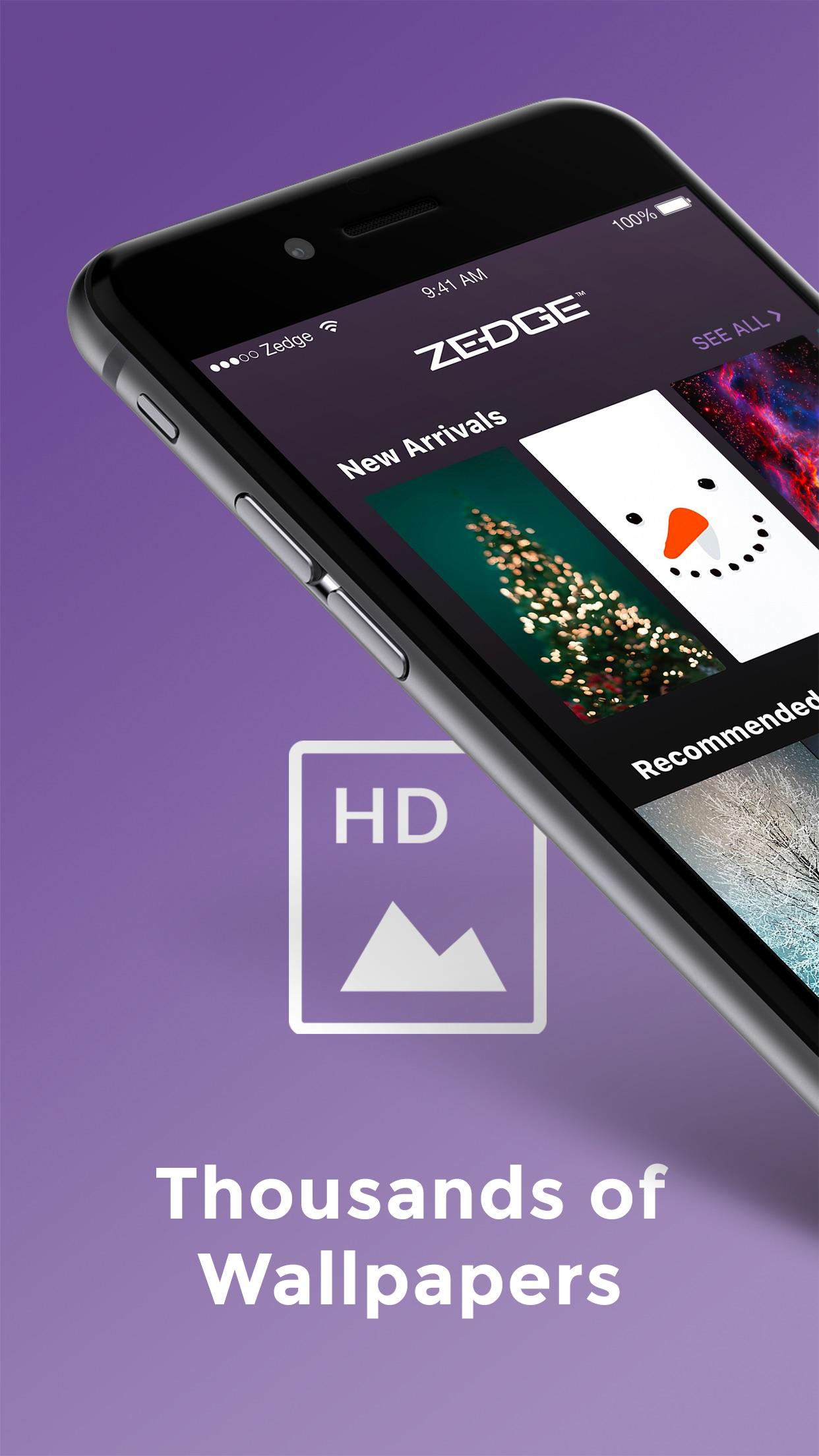 ZEDGE™ Wallpapers Screenshot
