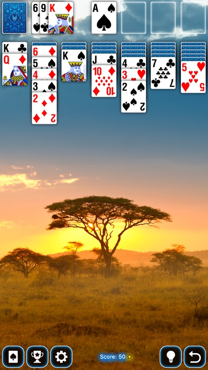 Solitaire Gold by Blue Bulldog