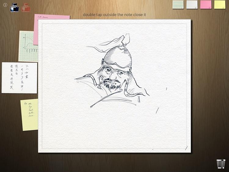 Pencil Note screenshot-4