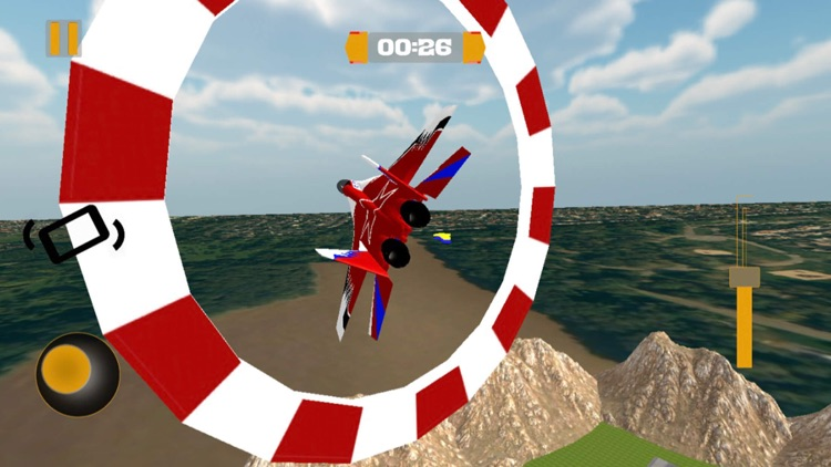 Stunt Plane Simulator 2018 screenshot-4