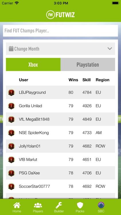 FUTWIZ Ultimate Team (Ad Free) screenshot-3