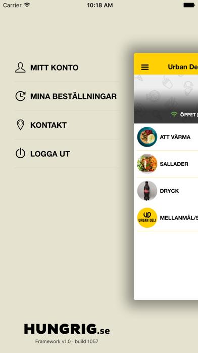 Urban Deli Screenshot