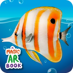 Marine World AR Book
