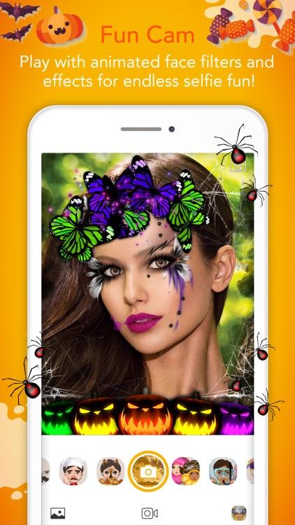 YouCam Fun - Live Face Filters screenshot-0