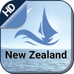 New Zealand offline gps nautical chart for boating