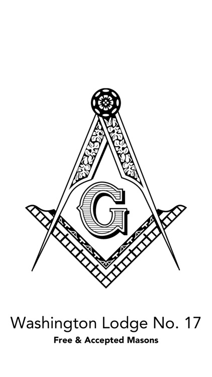 Washington Lodge No. 17 F&AM