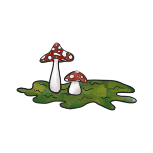 Forest Stickers - Stickers app