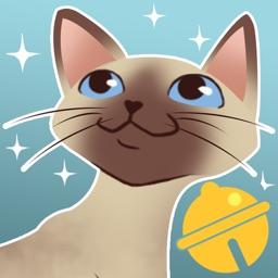 MeezerMOJI – Siamese Cat Emoji