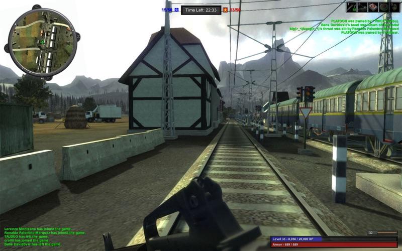 War Trigger Classic скриншот программы 1