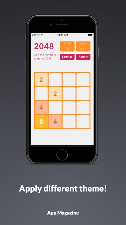 1048 Number Puzzle game screenshot-4
