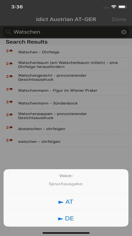 idict Austrian AT-GER screenshot-4
