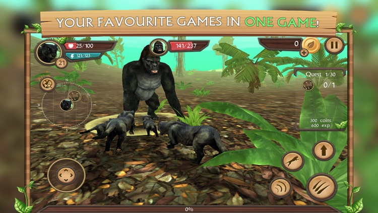 Wild Animal Simulators screenshot-0