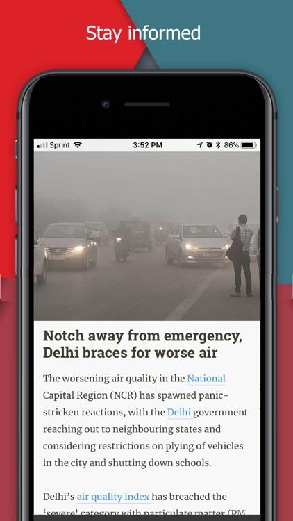 NewsHunt screenshot-4