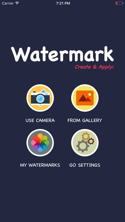 Watermark For your Photos, Document