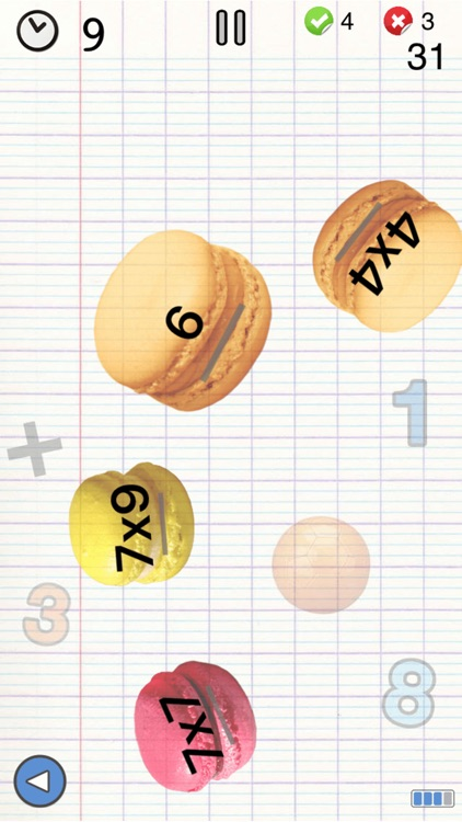 AB Math lite, games for kid screenshot-3