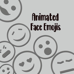 Animated Face Emojis Stickers