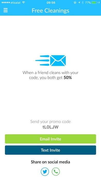 Screenshot for MATIC خدمة in Jordan App Store