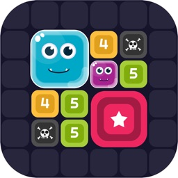 line puzzle monster