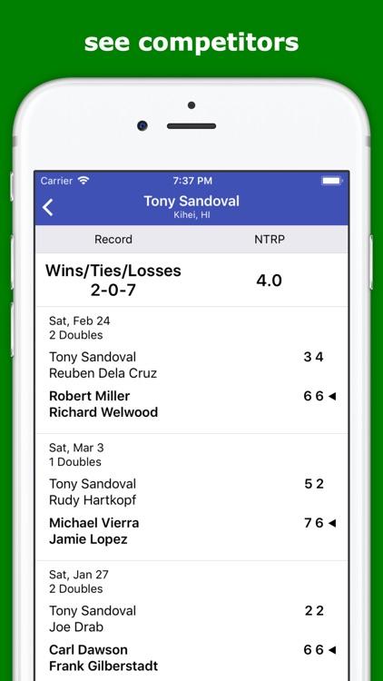 Tennis Team Connect screenshot-5