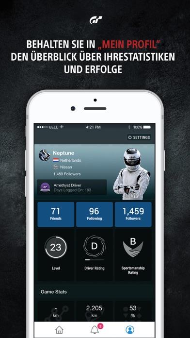 Herunterladen Gran Turismo® Sport Companion für Pc