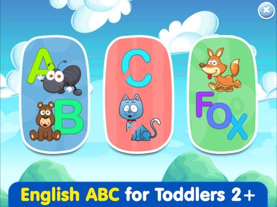 Kids ABC Games 4 toddlers boys screenshot 5