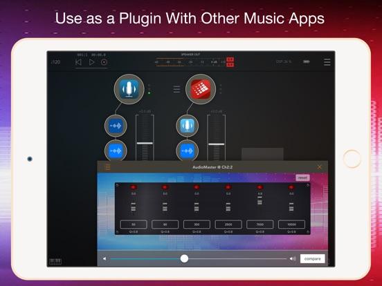 Screenshot #4 for AudioMaster Pro