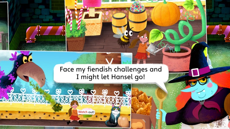Hansel and Gretel by Nosy Crow screenshot-2