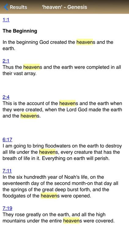 BibleScope: Message and ERV screenshot-3