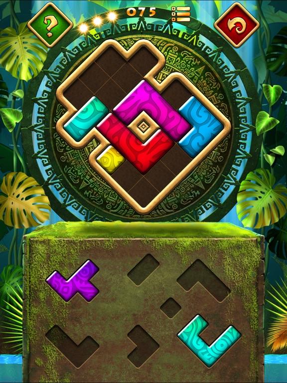 Скачать игру Montezuma Puzzle 4 Premium