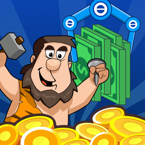 Coins Game - Win Reward in the Stone Age Utilities app