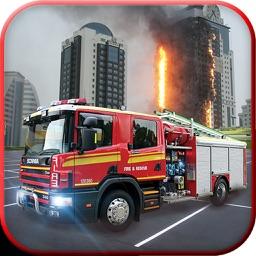 Fire Rescue Truck Simulator 911
