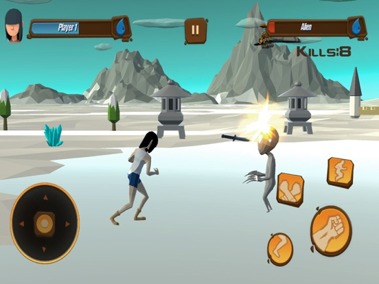 Image of Planetboy – Clash with Aliens for iPad