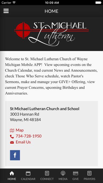 点击获取St Michael Lutheran Church - Wayne, MI