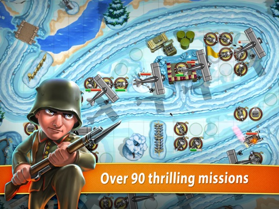Toy Defense – TD Strategy Game-ipad-2