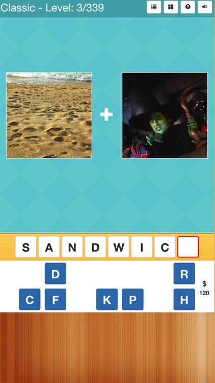 2 Pics 1 Word (Guess)