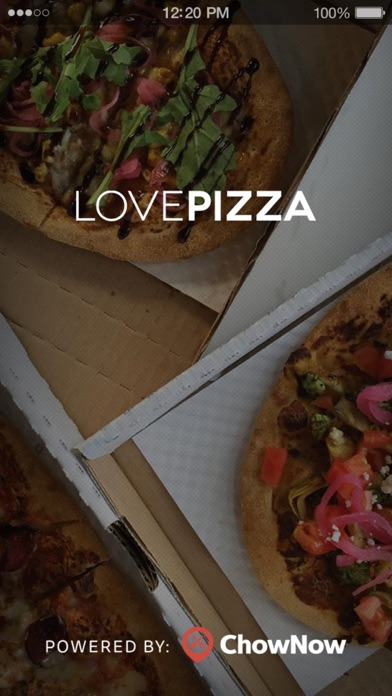 LOVEPIZZA CA screenshot 1