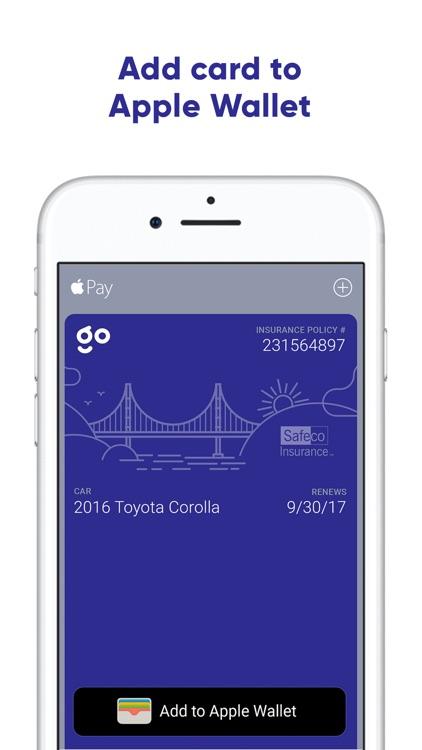 Go - Car Insurance screenshot-3