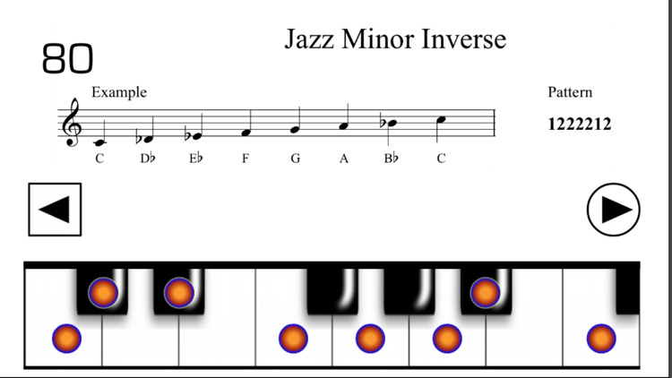 Music Scales for Piano PRO screenshot-3
