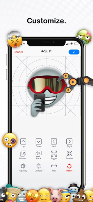 Moji Maker™ | Emoji & Avatar Screenshot