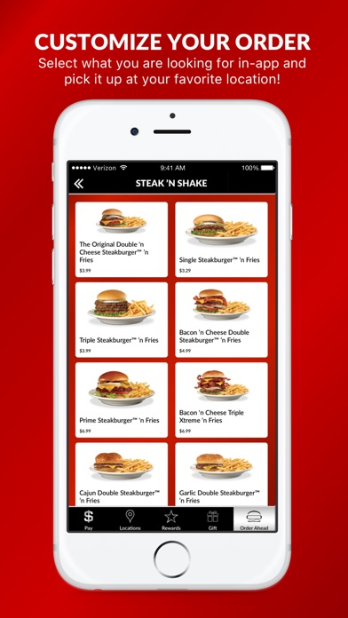 Steak 'n Shake for Windows