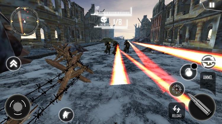 World War Survival Saga screenshot-4