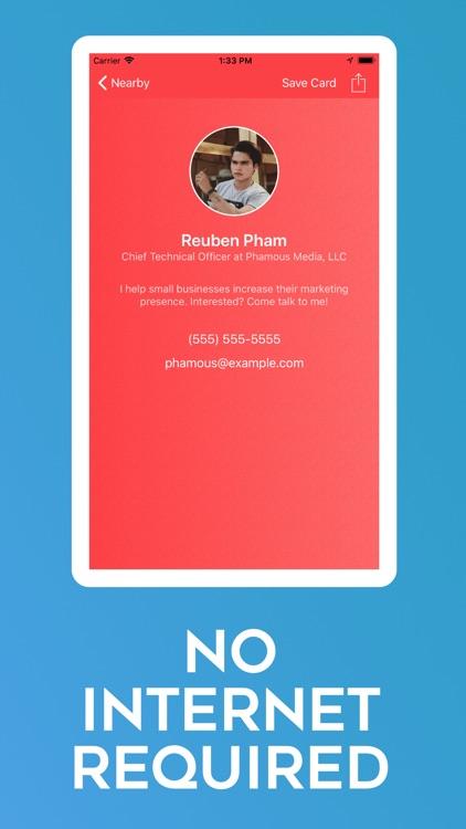 CardCast Business Cards