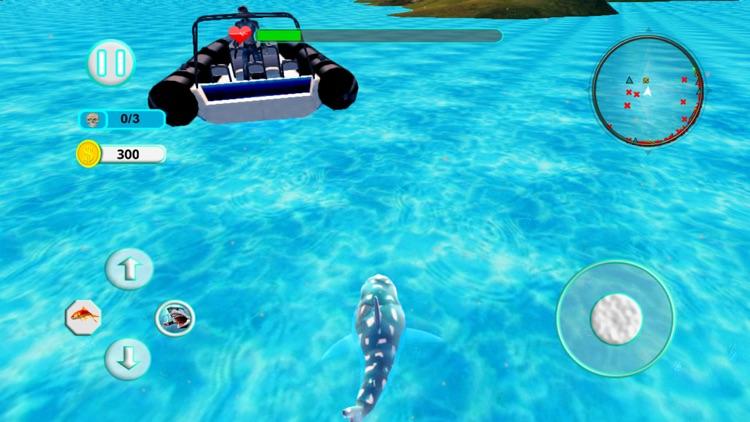 Shark Attack Evolution 3D