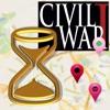 US Civil War Chronicle Map